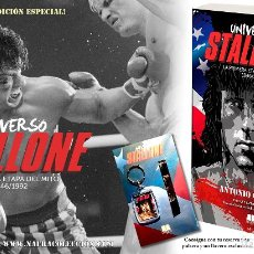 Libros: UNIVERSO STALLONE (LA PRIMERA ETAPA DEL MITO 1946/1992). Lote 142995209