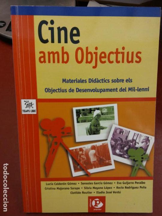 BJS.CINE AMB OBJECTIUS.VARIOS.EDT POPULAR. . (Libros Nuevos - Bellas Artes, ocio y coleccionismo - Cine)