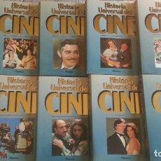 Libros: HISTORIA UNIVERSAL DEL CINE - 10 TOMOS. Lote 142105242