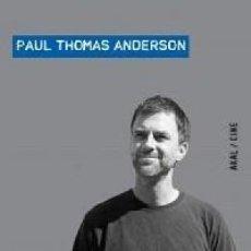 Libros: PAUL THOMAS ANDERSON. Lote 142180214