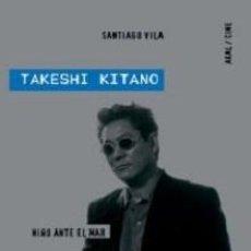Libros: TAKESHI KITANO. NIÑO ANTE EL MAR. Lote 142180558