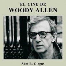 Libros: EL CINE DE WOODY ALLEN. Lote 142525226