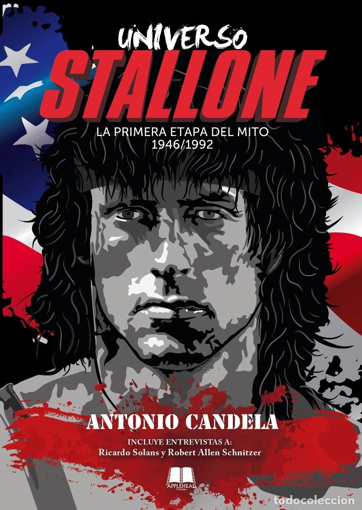 UNIVERSO STALLONE (LA PRIMERA ETAPA DEL MITO 1946/1992) (Neue Bücher - Schönen Künste, Freizeit und Sammeln - Kino)