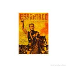 Libros: CINE. ESPARTACO. EDICION ESPECIAL 50 TH - V MATELLANO DESCATALOGADO!!! OFERTA!!!. Lote 146307474