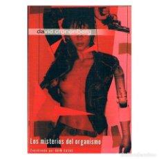 Libros: CINE. DAVID CRONENBERG. LOS MISTERIOS DEL ORGANISMO - VARIOS AUTORES DESCATALOGADO!!! OFERTA!!!. Lote 147527977