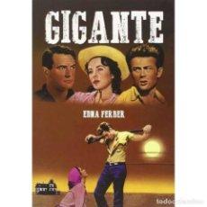 Libros: CINE. GIGANTE - EDNA FERBER DESCATALOGADO!!! OFERTA!!!. Lote 146587114