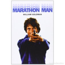 Libros: CINE. MARATHON MAN - WILLIAM GOLDMAN DESCATALOGADO!!! OFERTA!!!. Lote 146587738