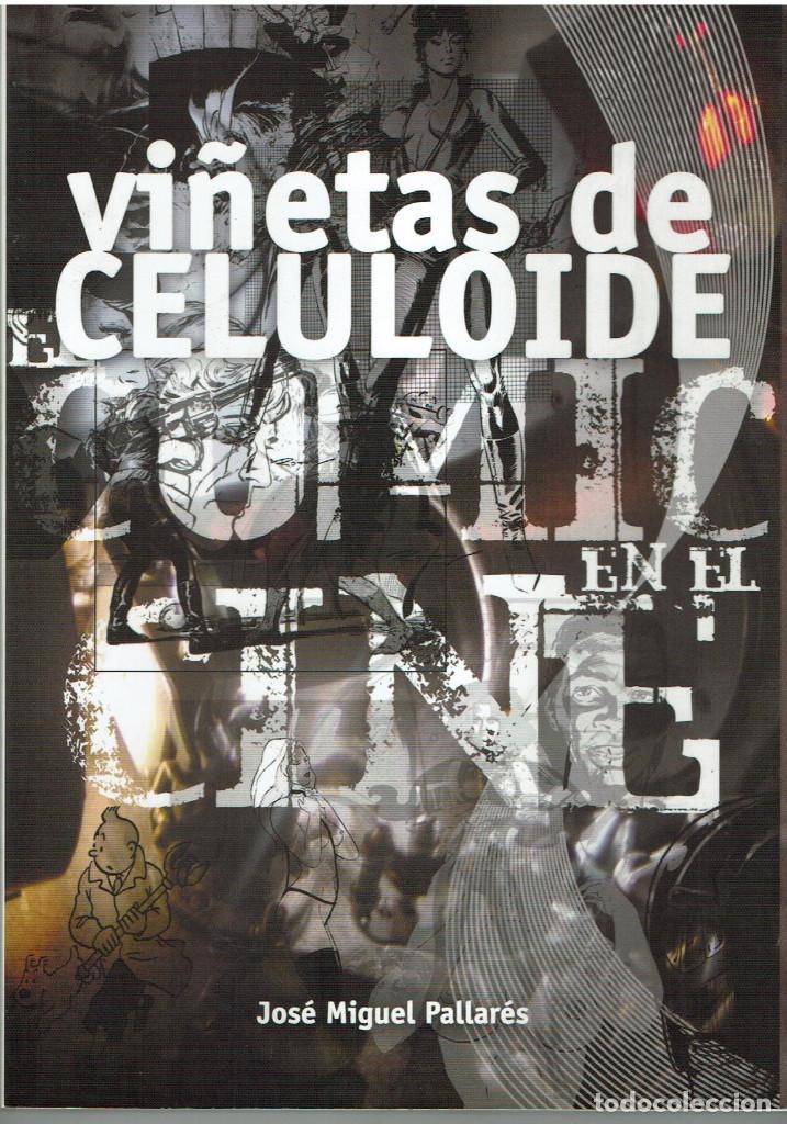 VIÑETAS DE CELULOIDE (Libros Nuevos - Bellas Artes, ocio y coleccionismo - Cine)