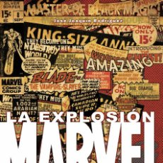 Libros: LA EXPLOSIÓN MARVEL: HISTORIA DE LOS 70. Lote 152448038