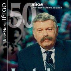 Libros: 50 AÑOS DE TELEVISIÓN EN ESPAÑA: LA TELE QUE YO HE VIVIDO. Lote 152449242