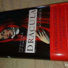 Libros: LIBRO DRACULA EL ORIGEN DACRE STOKER Y J. D. BARKER (NUEVO). Lote 153805554