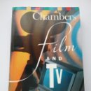 Libros: LIBRO CHAMBERS FILM AND TV. HANDBOOK. Lote 160559393