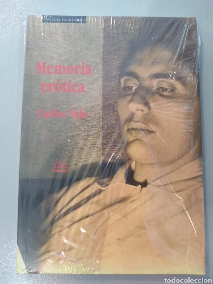 MEMORIA ERÓTICA. CARLOS VELO ANT 9788489976535 (Libros Nuevos - Bellas Artes, ocio y coleccionismo - Cine)