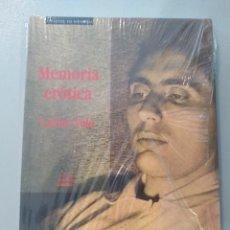 Libros: MEMORIA ERÓTICA. CARLOS VELO ANT 9788489976535. Lote 168252076