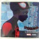 Libros: SPIDER-MAN. UN NUEVO UNIVERSO. EL ARTE DE LA PELÍCULA. Lote 168904886