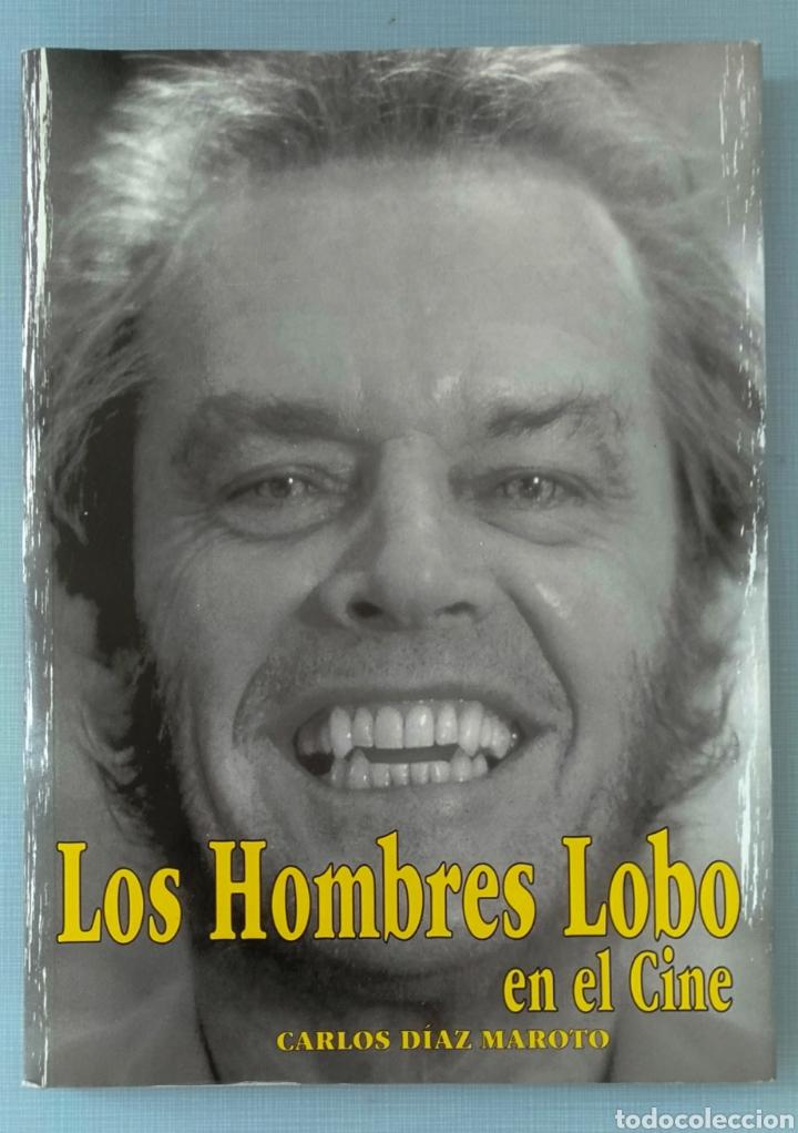 LOS HOMBRES LOBO EN EL CINE (CARLOS DÍAZ MAROTO) EDICIONES JAGUAR, MADRID, 2004. (Libros Nuevos - Bellas Artes, ocio y coleccionismo - Cine)