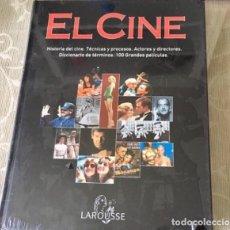 Libros: LIBRO EL CINE EDITORIAL LAROUSSE. Lote 171595103