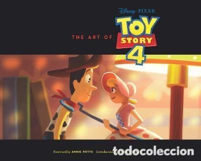 LIBRO THE ART OF TOY STORY 4 DISNEY PIXAR (Libros Nuevos - Bellas Artes, ocio y coleccionismo - Cine)