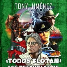Libros: ¡TODOS FLOTAN! LAS PESADILLAS DE STEPHEN KING VOL. II (1990-2019). Lote 190321405