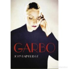 Libros: CINE. GARBO - JOHN BAINBRIDGE DESCATALOGADO!!! OFERTA!!!. Lote 175903398