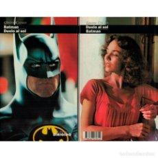 Libros: CINE. 23. BATMAN. DUELO AL SOL - QUIM CASAS DESCATALOGADO!!! OFERTA!!!. Lote 176644649