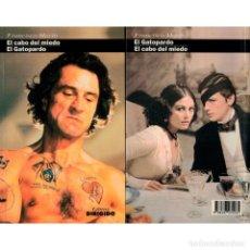 Libros: CINE. 13. EL CABO DEL MIEDO. EL GATOPARDO - FRANCISCO MARÍN DESCATALOGADO!!! OFERTA!!!. Lote 176645248