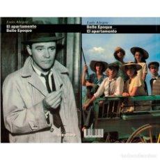 Libros: CINE. 25. EL APARTAMENTO. BELLE EPOQUE - LUIS ALEGRE DESCATALOGADO!!! OFERTA!!!. Lote 176646352