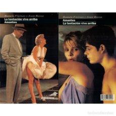 Libros: CINE. 18. LA TENTACIÓN VIVE ARRIBA. AMANTES - RAMON FREIXAS/JOAN BASSA DESCATALOGADO!!! OFERTA!!!. Lote 176647400
