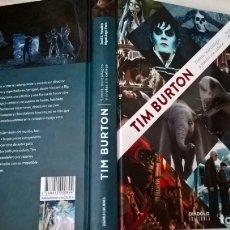 Libros: LIBRO DIABOLO: TIM BURTON - SIMIOS, MURCIELAGOS Y JINETES SIN CABEZA. Lote 176870827