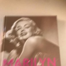 Libros: LIBRO DE MARILYN MONROE. Lote 179550806