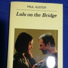 Libros: NUEVO. LULÚ ON THE BRIDGE. PAUL AUSTER. Lote 180183647