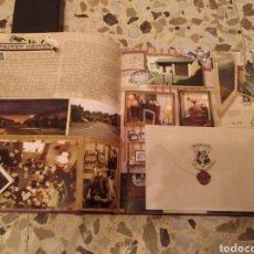 Libros: LOTE DE ARTÍCULOS HARRY POTTER. Lote 180224242
