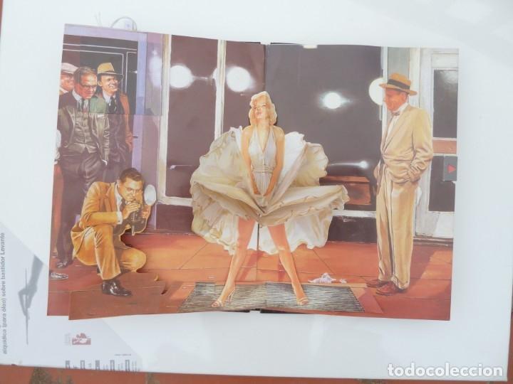 Libros: DESPLEGABLE THE GREAT MOVIES 1987 NEW YORK - Foto 2 - 182778470