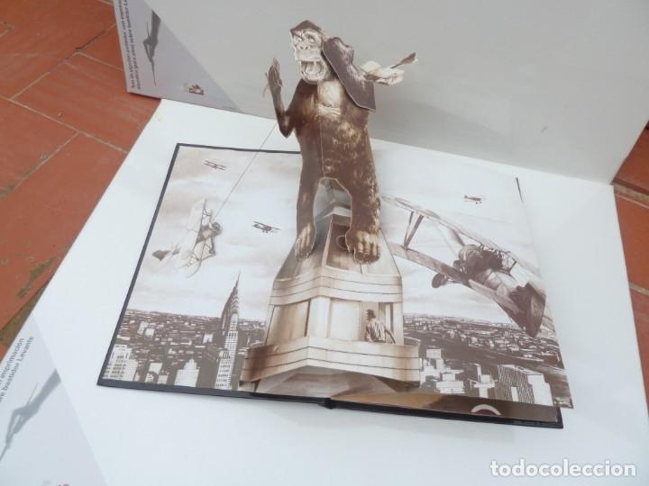 Libros: DESPLEGABLE THE GREAT MOVIES 1987 NEW YORK - Foto 7 - 182778470