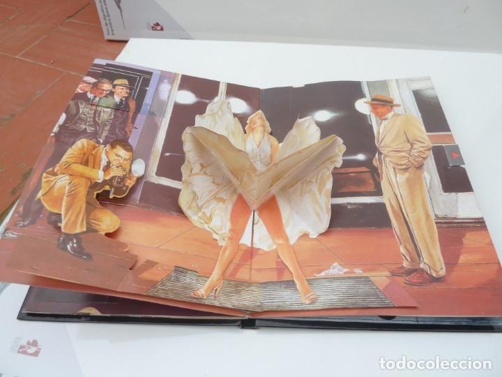 Libros: DESPLEGABLE THE GREAT MOVIES 1987 NEW YORK - Foto 8 - 182778470