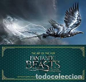 THE ART OF THE FILM FANTASTIC BEASTS AND WHERE TO FIND THEM (Libros Nuevos - Bellas Artes, ocio y coleccionismo - Cine)