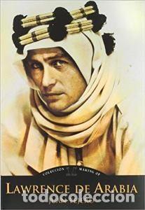 LAWRENCE DE ARABIA. AUTOR: JUAN TEJERO (Libros Nuevos - Bellas Artes, ocio y coleccionismo - Cine)