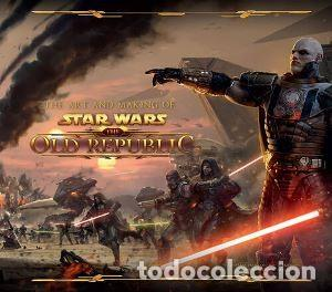 THE ART AND MAKING OF STAR WARS THE OLD REPUBLIC (Libros Nuevos - Bellas Artes, ocio y coleccionismo - Cine)