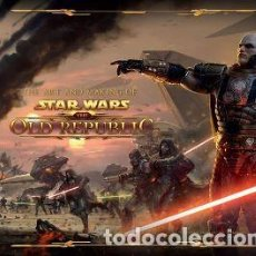 Libros: THE ART AND MAKING OF STAR WARS THE OLD REPUBLIC. Lote 183495842