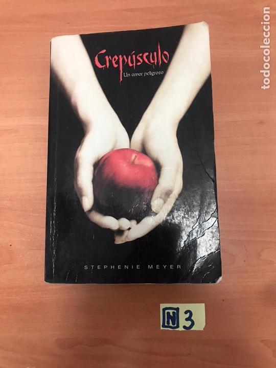 CREPÚSCULO (Libros Nuevos - Bellas Artes, ocio y coleccionismo - Cine)
