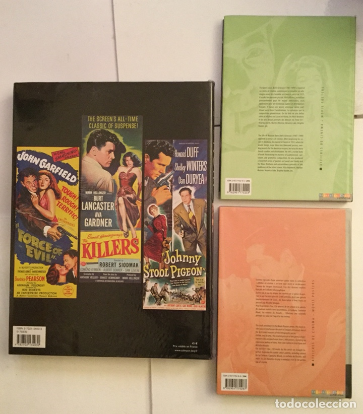 Libros: Libros de carteles . Envió incluido. - Foto 2 - 184902828