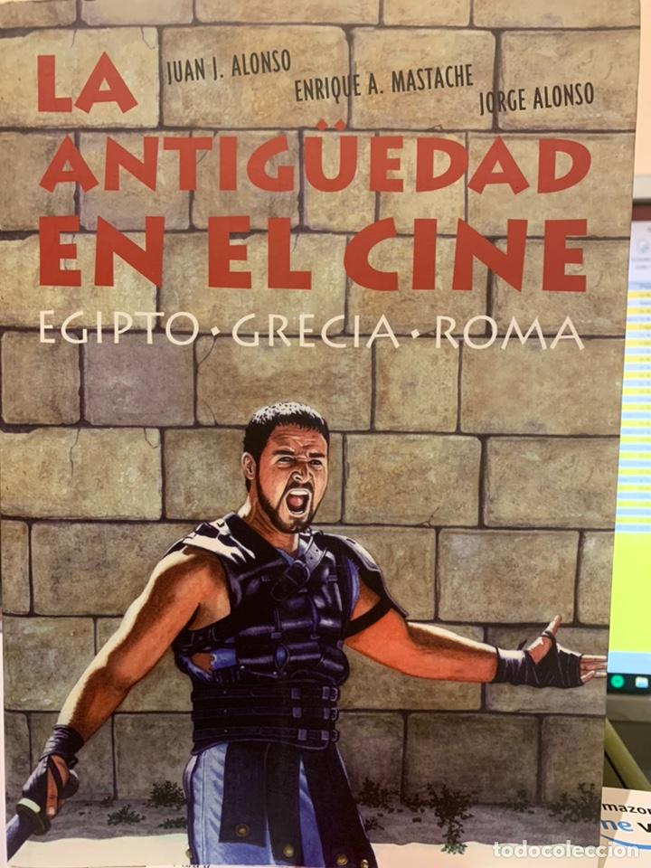 LA ANTIGÜEDAD EN EL CINE: EGIPTO, GRECIA Y ROMA. (Libros Nuevos - Bellas Artes, ocio y coleccionismo - Cine)