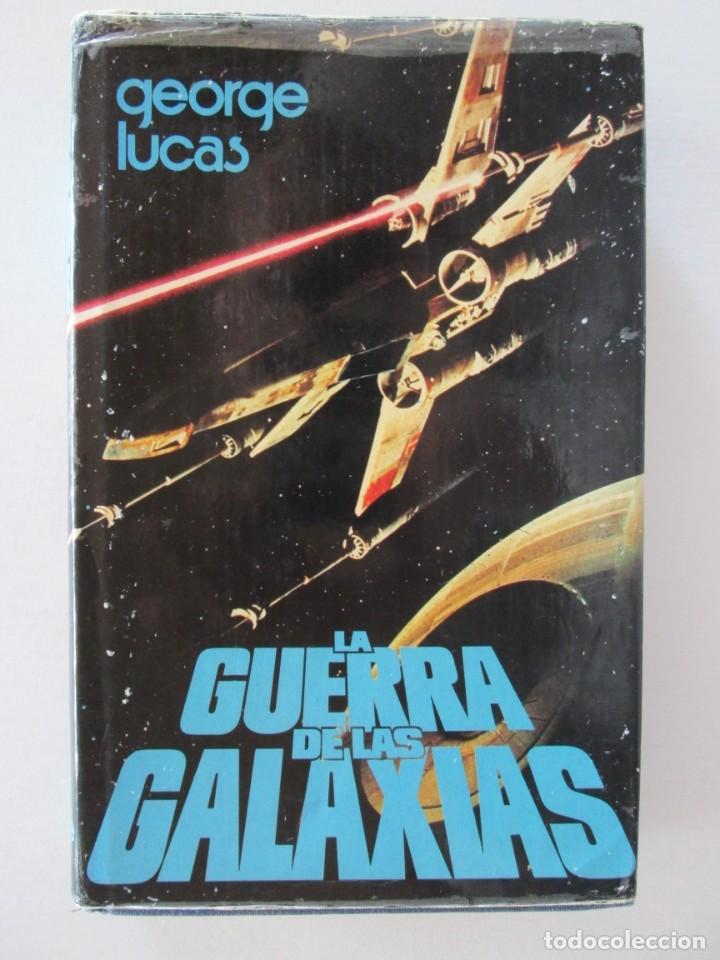 LA GUERRA DE LAS GALAXIAS GEORGE LUCAS 1978 . ENVÍO INCLUIDO (Libros Nuevos - Bellas Artes, ocio y coleccionismo - Cine)