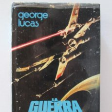 Libros: LA GUERRA DE LAS GALAXIAS GEORGE LUCAS 1978 . ENVÍO INCLUIDO. Lote 186135547