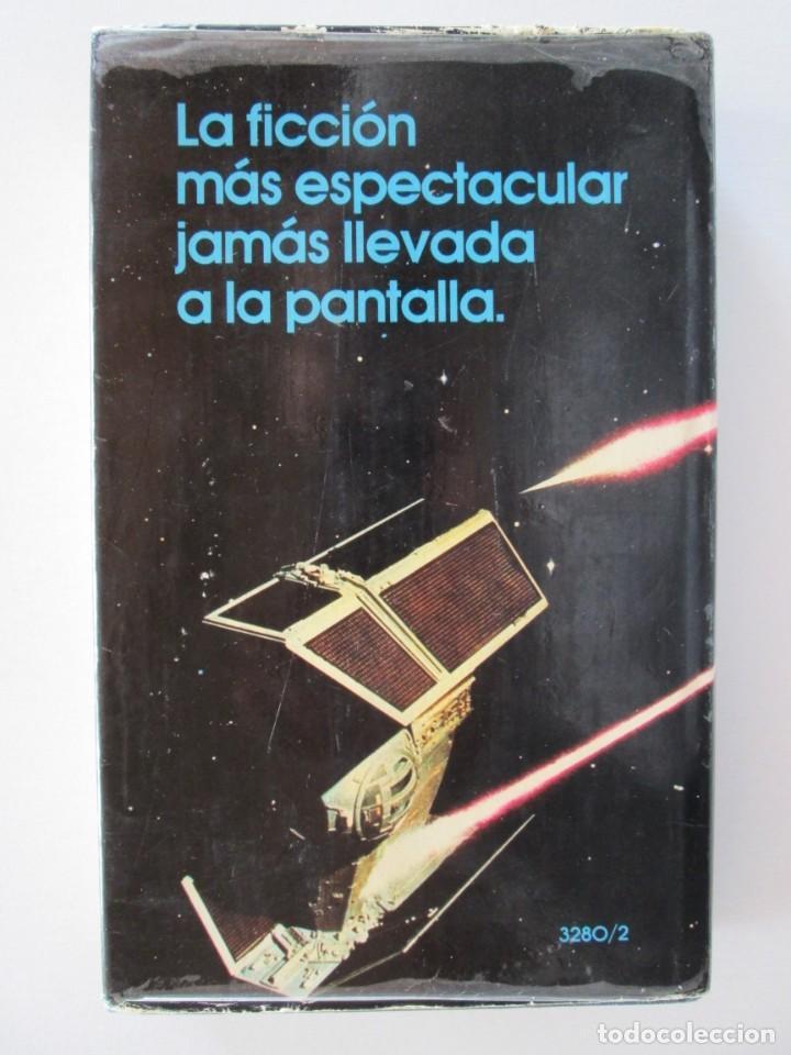 Libros: LA GUERRA DE LAS GALAXIAS GEORGE LUCAS 1978 . ENVÍO INCLUIDO - Foto 2 - 186135547