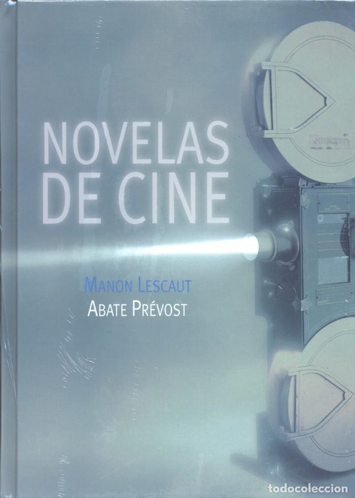 NOVELAS CINE. MANON LESCAUT. ABATE PRÉVOST. CLUB INTERNACIONAL DEL LIBRO (Libros Nuevos - Bellas Artes, ocio y coleccionismo - Cine)