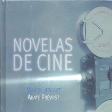 Libros: NOVELAS CINE. MANON LESCAUT. ABATE PRÉVOST. CLUB INTERNACIONAL DEL LIBRO. Lote 187220653