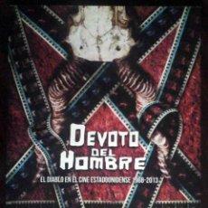 Livros: DEVOTO DEL HOMBRE (ANDRÉS RODRÍGUEZ PAREDES) TYRANNOSAURUS BOOKS 2016. Lote 188418452