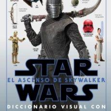 Libros: STAR WARS EL ASCENSO DE SKYWALKER DICCIONARIO VISUAL. Lote 188629528