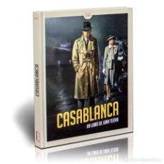 Libros: CINE. CASABLANCA - JUAN TEJERO (CARTONÉ) DESCATALOGADO!!! OFERTA!!!. Lote 190038977
